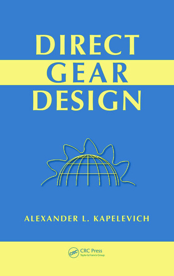 Direct Gear Design book cover