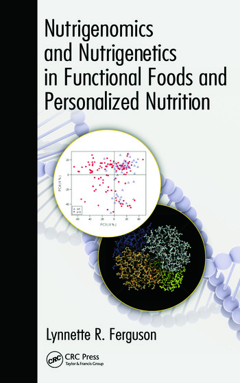 Nutrigenomics and Nutrigenetics in Functional Foods and Personalized Nutrition book cover