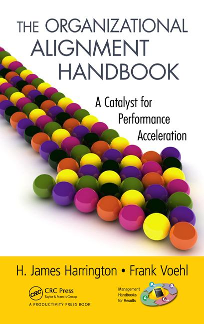 The Organizational Alignment Handbook A Catalyst for Performance Acceleration book cover