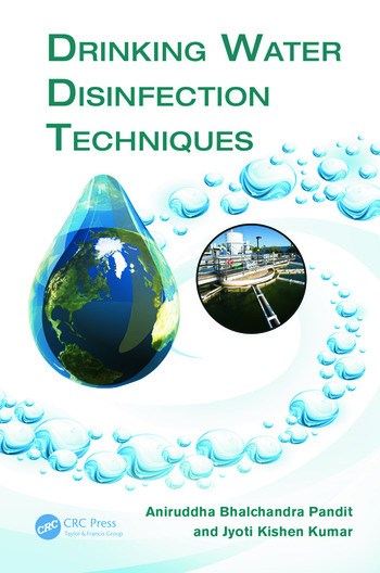 Drinking Water Disinfection Techniques book cover
