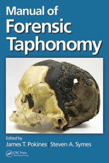 Manual of Forensic Taphonomy book cover