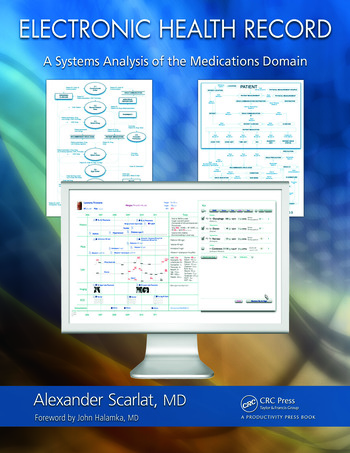 Electronic Health Record A Systems Analysis of the Medications Domain book cover