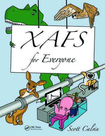 XAFS for Everyone book cover