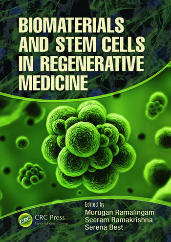 Biomaterials and Stem Cells in Regenerative Medicine book cover