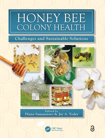 Honey Bee Colony Health Challenges and Sustainable Solutions book cover