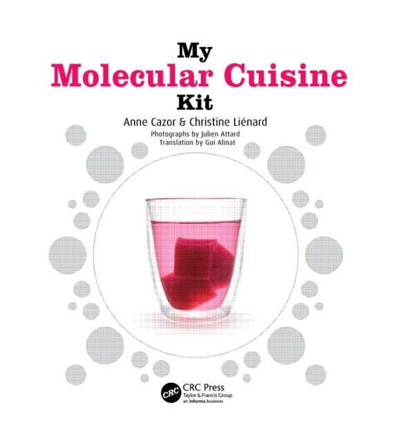 My Molecular Cuisine Kit book cover