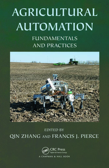 Agricultural Automation Fundamentals and Practices book cover