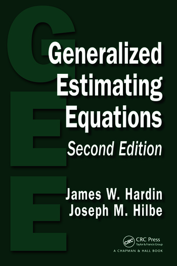 Generalized Estimating Equations book cover
