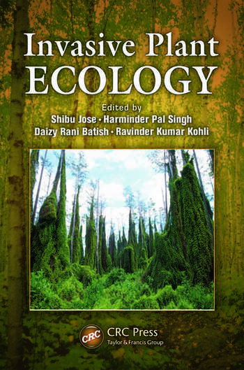 Invasive Plant Ecology book cover
