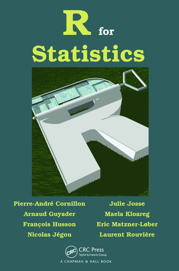 R for Statistics book cover