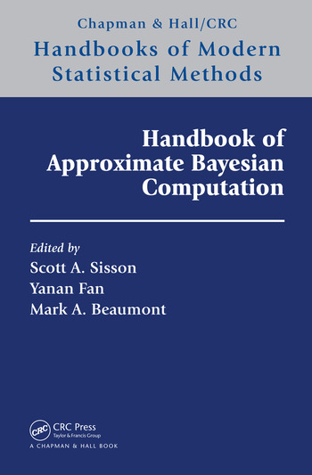 Handbook of Approximate Bayesian Computation book cover