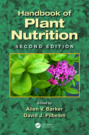 Handbook of Plant Nutrition book cover