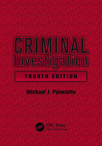 Criminal Investigation book cover