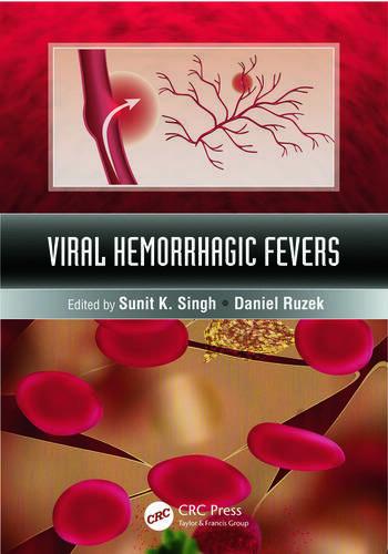 Viral Hemorrhagic Fevers book cover