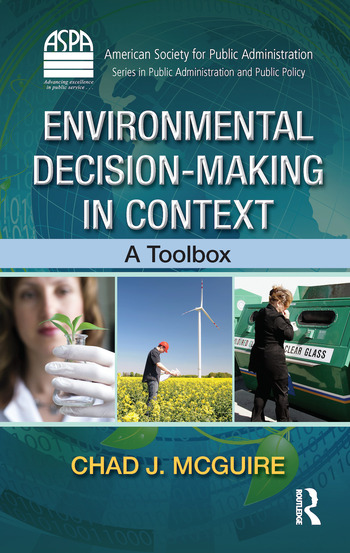 Environmental Decision-Making in Context A Toolbox book cover