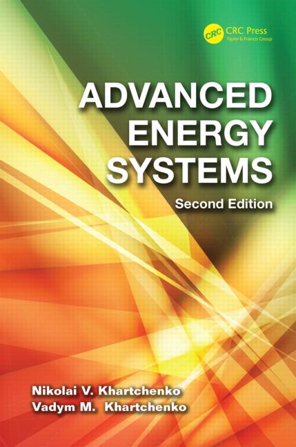 Advanced Energy Systems, Second Edition book cover