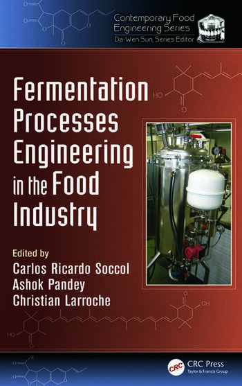Fermentation Processes Engineering in the Food Industry book cover