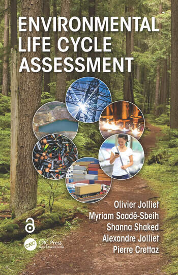 Environmental Life Cycle Assessment book cover