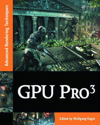 GPU PRO 3 Advanced Rendering Techniques book cover