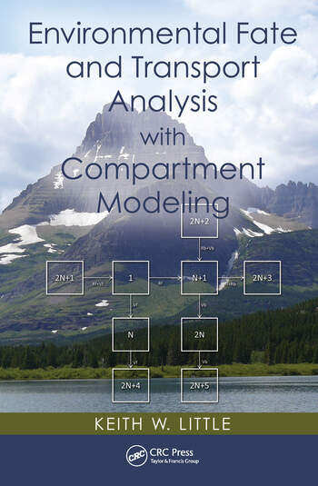 Environmental Fate and Transport Analysis with Compartment Modeling book cover