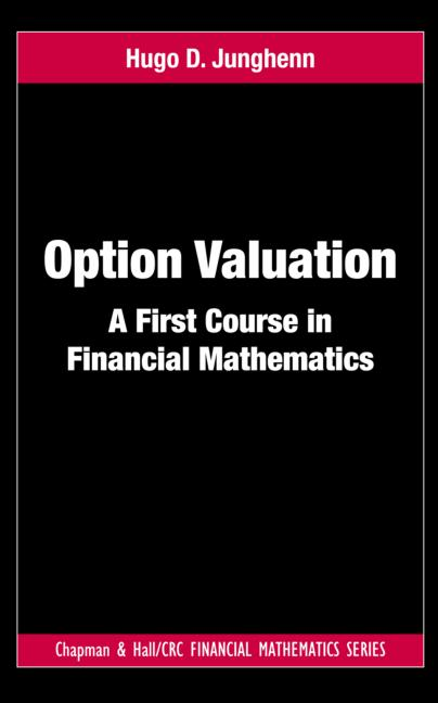 Option Valuation A First Course in Financial Mathematics book cover