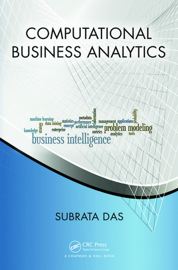 Computational Business Analytics book cover