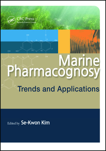 Marine Pharmacognosy Trends and Applications book cover