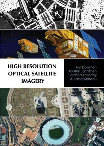 High Resolution Optical Satellite Imagery book cover