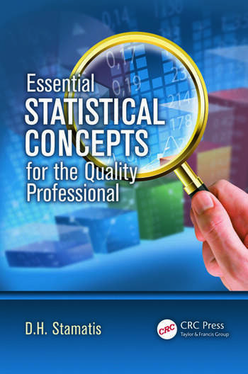 Essential Statistical Concepts for the Quality Professional book cover