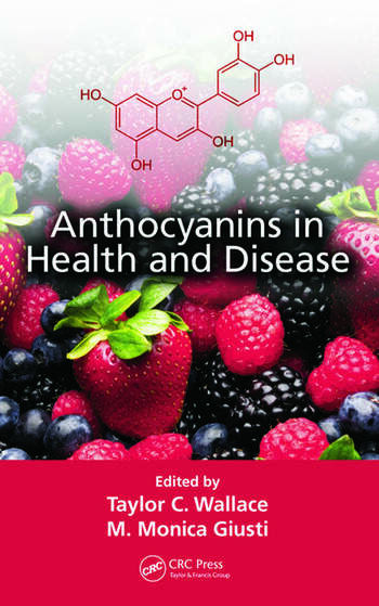 Anthocyanins in Health and Disease book cover
