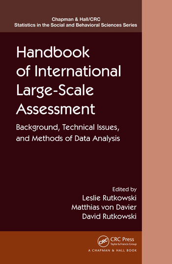 Handbook of International Large-Scale Assessment Background, Technical Issues, and Methods of Data Analysis book cover