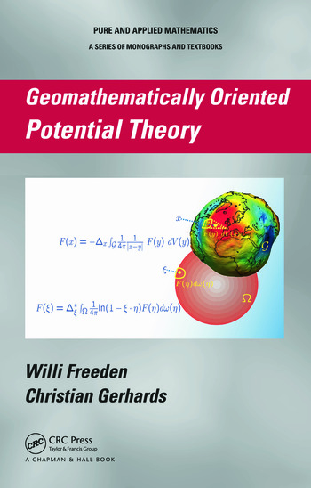 Geomathematically Oriented Potential Theory book cover