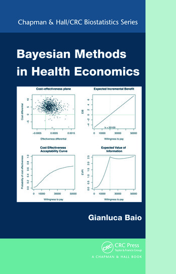 Bayesian Methods in Health Economics book cover