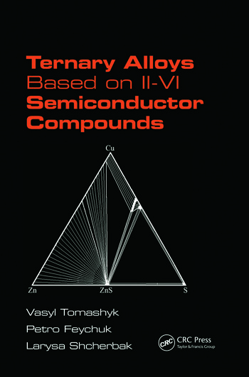 Ternary Alloys Based on II-VI Semiconductor Compounds book cover