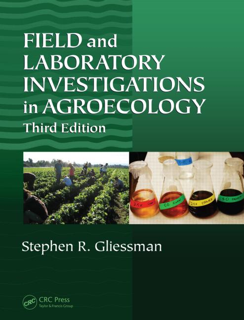 Field and Laboratory Investigations in Agroecology, Third Edition book cover