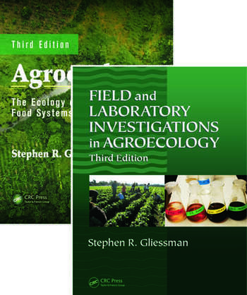 Package Price Agroecology The Ecology of Sustainable Food Systems, Third Edition book cover