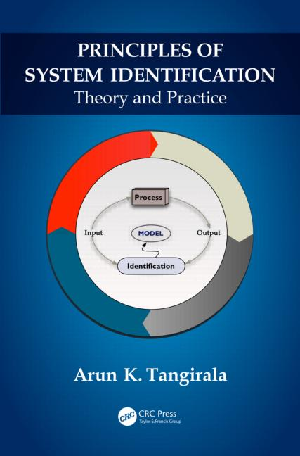 Principles of System Identification Theory and Practice book cover