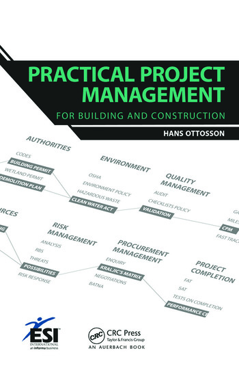 Practical Project Management for Building and Construction book cover