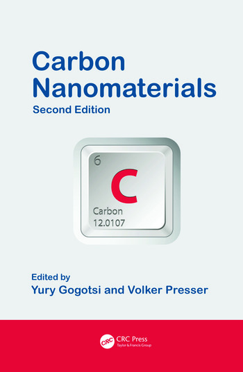 Carbon Nanomaterials, Second Edition book cover
