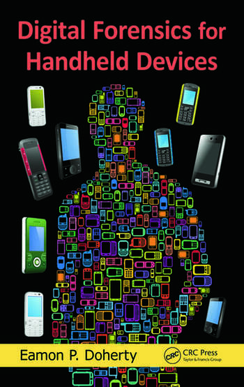Digital Forensics for Handheld Devices book cover