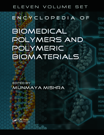 Encyclopedia of Biomedical Polymers and Polymeric Biomaterials, 11 Volume Set book cover