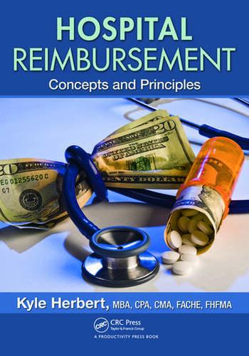 Hospital Reimbursement Concepts and Principles book cover