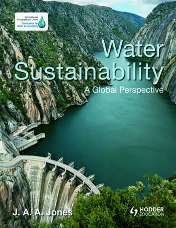 Water Sustainability A Global Perspective book cover