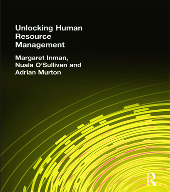 Unlocking Human Resource Management book cover
