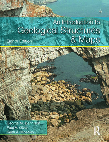An Introduction to Geological Structures and Maps book cover
