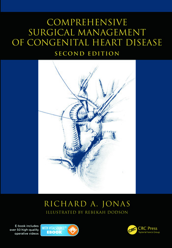 Comprehensive Surgical Management of Congenital Heart Disease, Second Edition book cover