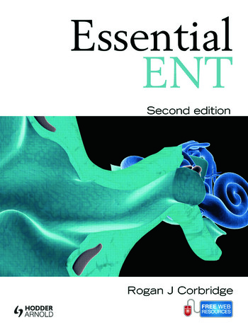 Essential ENT book cover