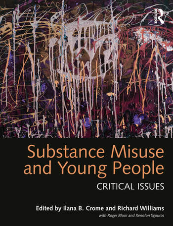 Substance Misuse and Young People Critical Issues book cover