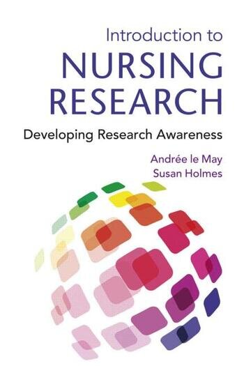 Introduction To Nursing Research Developing Research Awareness book cover