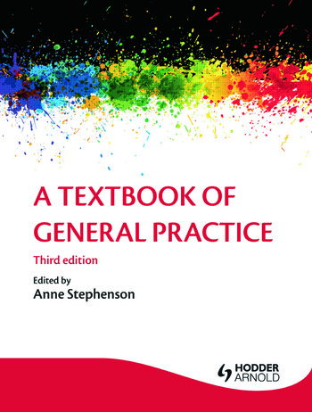 A Textbook of General Practice 3E book cover